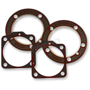 Genuine James Cylinder Head and Base Gasket - JGI-16770-66SXK