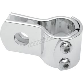 Drag Specialties Three-Piece 1.125 in.  Frame Clamp - 2404-0366