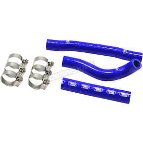 Moose Blue Race Fit Radiator Hose Kit - 1902-1216