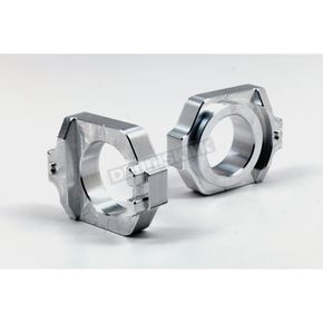 Silver Elite Axle Blocks - 17-305