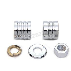 Front Axle Spacer/Nut Kit - 43683-00