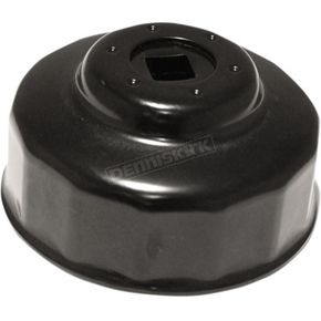 Parts Unlimited 68mm w/ 14 Flute Oil Filter Cup-Style Wrench - 3801-0296