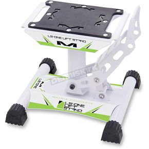 Green/White LS-One Lift Stand - LS1-105