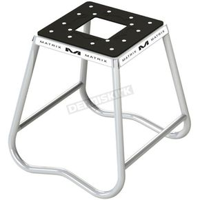 White C1 Mini Steel Motorcycle Stand - C1M-100