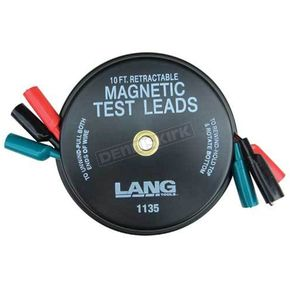 Magnetic Retractable Test Leads - 1135
