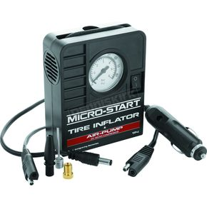 Micro-Start Tire Inflator/Air Pump Accessory - AG-MSA-9