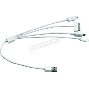 Micro-Start USB 4 into 1 Plug Cord - AG-MSA-14