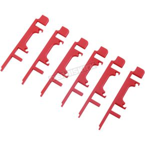 Six Piece Glide Plate Fork Repair Kit - BSD00356S01