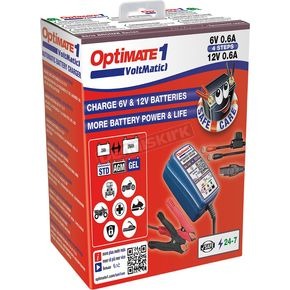 Optimate 1 Voltmatic Bronze Series Battery Charger - TM-401V2