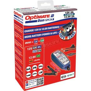 Optimate Duo Bronze Series Battery Charger  - TM-551