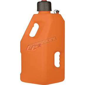 Orange LC2 5 Gallon Utility Jug - 30-1195
