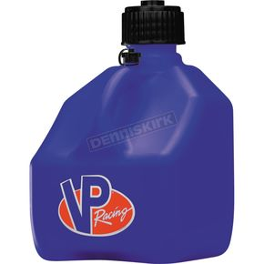 Blue 3 Gallon Square Utility Jug - 4184