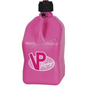 Breast Cancer 5 Gallon Square Utility Jug - 3814