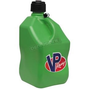 Green 5 Gallon Square Utility Jug - 3564