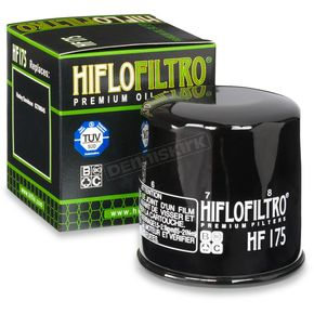 HiFloFiltro Black Oil Filter - HF175