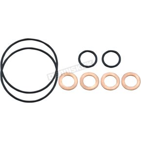 Bolt Motorcycle Hardware Oil Change Hardware Kit - OILCHG-YZF