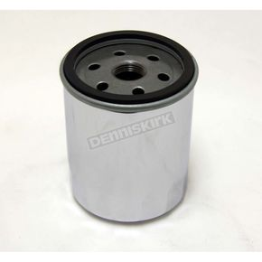 Chrome Oil Filter - 32-2500