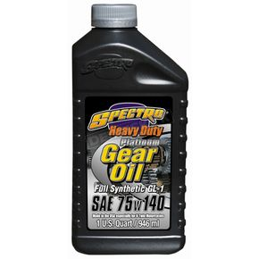Heavy Duty Platinum Full Synthetic 75W140Gear Oil - R.HDPGO