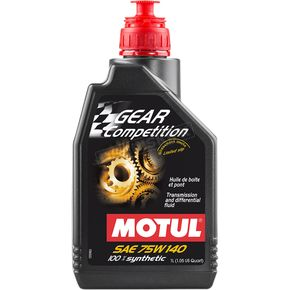 Gear Competition 75W140 Motor Oil - 105779