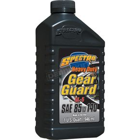 85W140 Heavy Duty Petroleum GL-5 Gear Guard Transmission Lube - R.HDGG