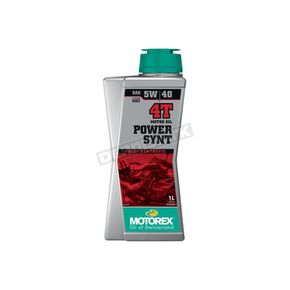 Power Synt Synthetic 4T 50W40 Engine Oil - 198462