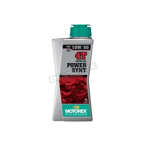 Power Synt Synthetic 4T Engine Oil - 198414