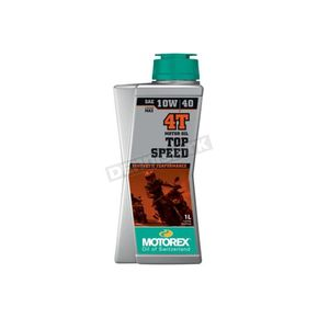 Top Speed Synthetic 4T Engine Oil - 198402