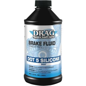 DOT 5 Silicone Brake Fluid - 3703-0058