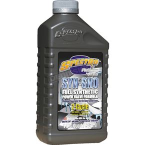 Platinum 2 Full Synthetic Snowmobile Injector Oil - R.SYNSNO