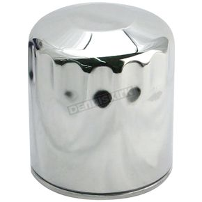 Chrome Oil Filter - 31-4104A