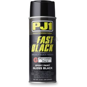 Fast Black Gloss Black Epoxy Paint - 16-GLS