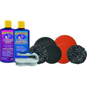 Scratch and Swirl Removal Buffer Pad Kit - 99123
