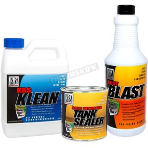 Cycle Tank Sealer Kit for 5 Gal.Tanks - 52000-S-NM