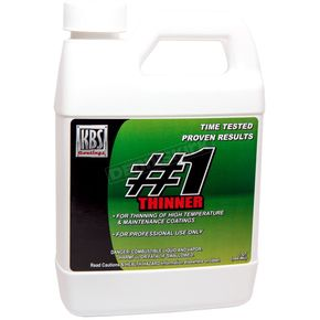 #1 Paint Thinner (Qt.) - 6400