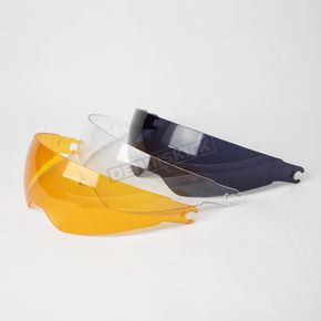 LS2 Amber Inner Sun Shield for Stream Helmets - 02-615