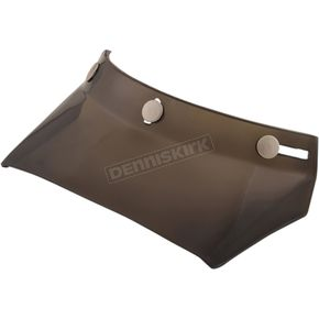 AFX Dark Smoke 3 Snap Long Float MX Visor - 0132-1031