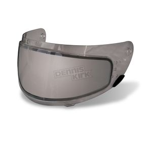 Bell Helmets Dark Silver Iridium Dual Lens Shield for Qualifier/DLX, Revolver EVO, RS-1, Vortex and 2005-2015 Star Helmet - 7078261