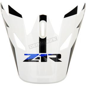 Z1R Blue Rise Visor Kit - 0132-1081