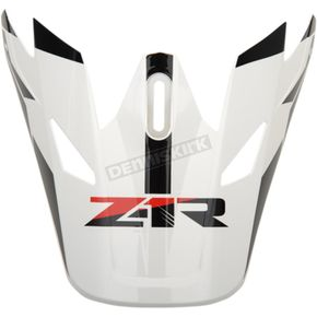 Z1R Red Rise Visor Kit - 0132-1087