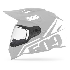 509 Clear Dual Electric Replacement Shield for Delta R3 Helmet - 509-HEL-DACC-SHC