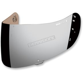 Icon RST Silver Optics Pinlock Ready Shield for Airframe Pro and Airmada Helmets - 0130-0699