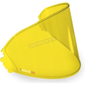 Yellow Pinlock Anti-Fog Shield Insert - 555-204