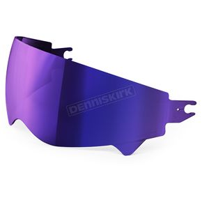 Ruby Mirror Replacement Sun Visor for Covert & Covert-X Helmets - 52-545-72