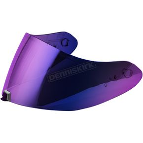 Ruby Mirror Replacement Shield for EXO-R420 Helmet - 52-420-72