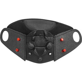 Black Cold Weather Breath Guard for AT21/S Helmets - 72-3151