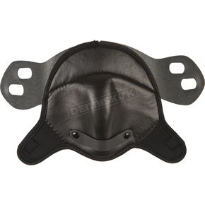 Black Cold Weather Breath Guard for MX-46 Helmets - 72-3407