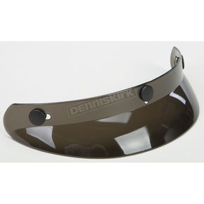 Smoke 3 Snap Visor for GM-35 Helmets - 72-0520