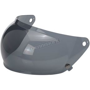 Biltwell Smoke Bubble Shield - SB-SMK-GS-SD