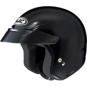 CS-5N Black Open Face Helmet