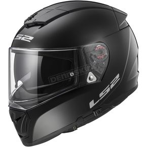 LS2 Gloss Black Breaker Helmet - 390-1002